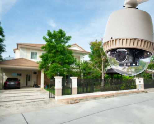 Vacation Home Security