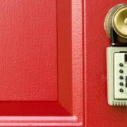 Airbnb Key Lockbox