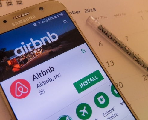 Airbnb Management Software
