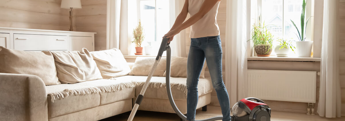 Cleaning Airbnb Property