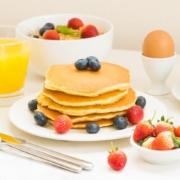 Airbnb breakfast