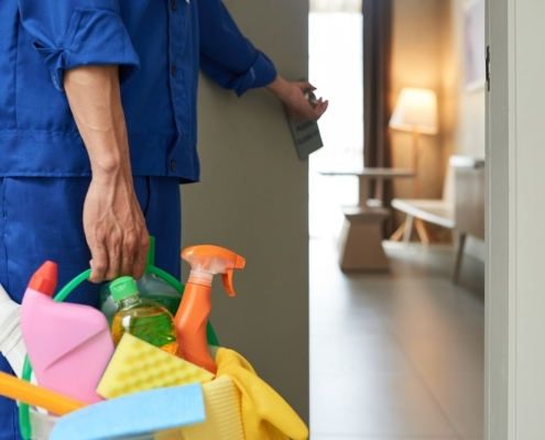 Airbnb cleaning service